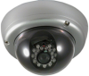 IP66 Water Resistant Infrared Dome Camera Sony SCD702NIR