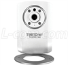 TRENDnet Wireless 802.11n Day/Night Internet Camera -- TV-IP551WI