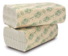 "EcoSoftâ""¢ Green Seal® C-Fold - Natural White -- BAY49300"