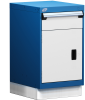 Stationary Compact Cabinet with Partitions -- L3ABG-2829D -Image