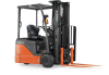 3 Wheel Electric Forklifts -- 8FBE - Image