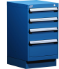 Stationary Compact Cabinet with Partitions -- L3ABD-2835L3C -Image