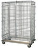 Wire Shelving - Carts - Security - MD2460-70SEC