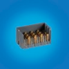 Backplane Connectors, 1.85 mm (0.073 in.), Guide Pin=No -- 10113949-M0E-40DLF
