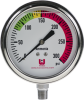 GD Series Dial Display Diaphragm Pressure Gauges