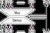 DWDM Unit -- DWDM-MUX-48 Unit / C-2533