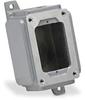 Haz-Loc Splice/Device Box: single gang, (1) 3/4 inch hub, deep style -- SWB-42 -- View Larger Image