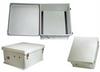 18x16x8 Inch Weatherproof NEMA 4X Enclosure-DIN Mounting Rails -- NB181608-000DR -Image