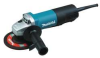 Paddle Switch Angle Grinder, 5 In -- 9558PB
