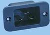 IEC 60320 Power Inlets -- 83030400