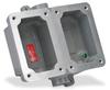 Haz-Loc Splice/Device Box: double gang, (1) 1 inch hub -- FXB-10 -- View Larger Image