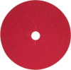 Norton Red Heat CA Coarse Paper Edger Disc - 66261055969 -- 66261055969 -- View Larger Image