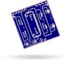 6 - 18 GHz 6-Bit Digital Phase Shifter (+Vc) -- TGP2105 - Image