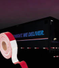 Vehicle Conspicuity Tape - Trailer Size (DOT-C2 Red and DOT-C2 White; 45' - 48') -- 754476-76439