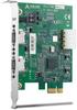 2-CH PCI ExpressR IEEE 1394b Frame Grabber -- PCIe-FIW62
