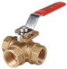 Brass 3-Way Valve -- VYH Series -Image