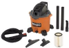 12 Gallon High Performance Wet/Dry Vac -- WD1250