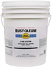 Dry Fall Paint,White,5 gal. -- 23N404