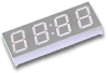 18:88 and 88:88 0.56 Four Digit GaP HER Seven Segment Display
