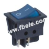 Double-poles Rocker Switch -- IRS-201-3C ON-OFF - Image