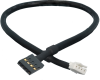 Internal USB Cable for 1×4 0.1 (2.54mm) Box Header Connectors, 14 inch Length -- CA260