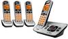DECT 6.0 Cordless Phone -- D1680-4