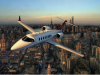 Business Jet -- Learjet 75