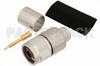 N Male Connector Crimp/Solder Attachment for PE-C600, LMR-600, LMR-600-DB, 0.600 inch -- PE44454 -Image