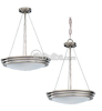 Two-Light Pendant Fixture -- 69152BLE-962