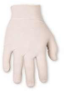 CLC Latex Disposable Powdered Gloves, Box of 100 ea - L -- Model# 2316L