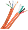 500ft CAT5E+16/4AWG Audio Combo Cable CMR -- 2037-SF-07