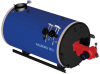 Oil/Gas-Fired Hot Water Heater -- Aalborg TFO
