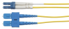 Fiber Optic Patch Cord -- DFPCLCSCC4SM -- View Larger Image