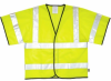 Class 3 Mesh Safety Vest -- WPL133