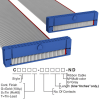Rectangular Cable Assemblies -- C3DDG-4006G-ND -Image