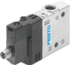 CPE14-M1CH-3GLS-1/8 Solenoid valve -- 550248-Image