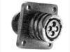 TE Connectivity 182641-1 Circular Plastic Connectors -- 182641-1 - Image