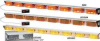 Directional Lightbar,Halogen,Amber,51 In -- 3VJX1