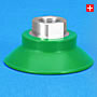 Flat Press Automation Cups -- PFC6538-NM50