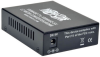 10/100/1000 LC Multimode Media Converter, 550M, 850nm -- N785-001-LC-MM -- View Larger Image