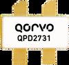 2.5 - 2.7 GHz, 110 Watt / 220 Watt, 48 Volt, GaN Asymmetric Doherty -- QPD2731 -Image