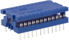 Rectangular Connectors - Board In, Direct Wire to Board -- CDP24S-ND