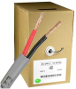 1000ft 18AWG/2 Power Wire CMR -- 2037-SF-05 - Image