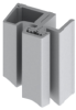 Heavy Duty Half Surface Hinge -- 780-300HD