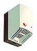 PTC Heater with Fan -- Style 027
