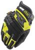 Mechanics Glove,MPact 2,XXL,HiViz Ylw,Pr -- 30E349