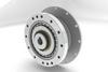 SHF-2UH-LW Series - Harmonic Drive™ Gearheads -- MODEL SHF-20-160-2UH-LW