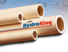 CTS (Copper Tube Size) CPVC Plumbing Pipe -- HydroKing - Harvel - Image
