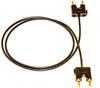 Dual, Stackable, Mini-Banana Test Lead -- BU-P2247-K-@ - Image