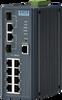 8FE+2G Port Gigabit Managed Redundant Industrial Switch -- EKI-7710E-2C -Image